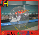 La sfera ambulante di rotolamento gonfiabile dell'acqua con il marchio ha stampato