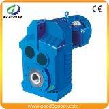 Motor paralelo da engrenagem da indução da C.A. do eixo