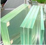 Aangemaakt Gelamineerd Glas met TUV Certificaat