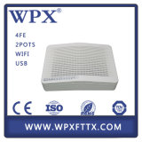 Home Broadband Access Roteador de Rede de Fibra Óptica 4fe / 4ge