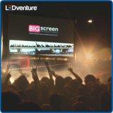 Brillo impermeable del panel grande a todo color del LED, alto al aire libre para la publicidad comercial