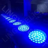 36X18W DJ DMX RGBWA Cabezal movible de luces LED UV