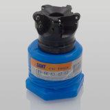 Torno CNC Fresa indexables molde Trs de molienda Molino de extremo espiga redonda TRS-6R-63-22-5t