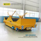 Metallindustrie Using Schienen-Transportvorrichtung-Karre mit hydraulischem anhebendem System