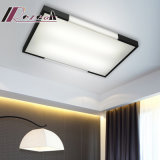 Luz de teto de alumínio de teto de luz acrílica quadrada de acrílico