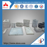 Tijolo ligado do carboneto de silicone do nitreto de silicone T-12