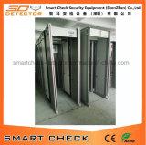 Zona simple detector de metales Escáner de cuerpo completo