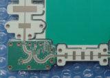 Placa de circuito da camada RO4350b da alta freqüência 2 do PWB do RF da eletrônica