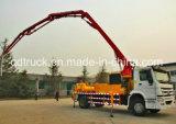 25m는 27m 29m 구체적인 붐 펌프를 트럭 거치했다