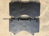 Toyota Prado D2278를 위한 반 금속 차 자동차 부속 브레이크 패드