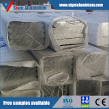 Tela plana de alumínio de barramentos de barramentos (1050 1060 1070 1350 6101 6061)