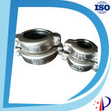 304 et 316 couplages Grooved de connecteur de pipe de bride d'acier inoxydable