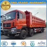4개의 차축 275 Kw 판매를 위한 40 T 쓰레기꾼 팁 주는 사람 트럭