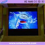 El panel a todo color de interior de alquiler de la pantalla de visualización de LED P3.91 para hacer publicidad (CE, RoHS, FCC, CCC)