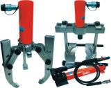 Estrattore idraulico di assicurazione 5-25 di tonnellata della pompa a mano del cuscinetto del tenditore del tenditore idraulico separabile commerciale dell'attrezzo