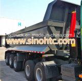 Semi sospensione meccanica dei rimorchi del deposito per il trasporto delle merci