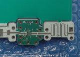 Material de alta freqüência RO4350b da placa 2layer do PWB com os 0.8mm grossos