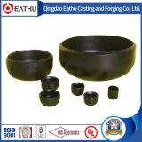 Instalaciones de tuberías de la soldadura a tope del acero de carbón de ASME/ANSI B16.9 Sch80