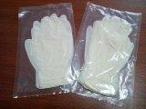 De beschikbare Steriele Gepoederde Vrije Handschoenen van het Onderzoek van het Latex