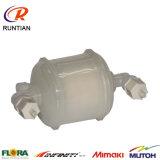 White Liyu Special Filter (Bend Head) para peças de impressora a jato de tinta de grande formato