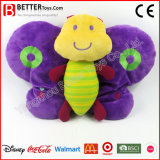 귀여운 박제 동물 나비 아기 장난감