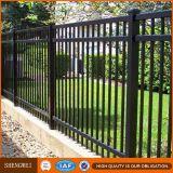 Preiswerte dekorative Metalleisen-Sicherheitszaun-Panels