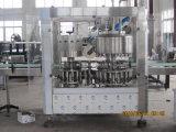 Bouteille complètement automatique de PE/PP/HDPE rinçant remplir de machine de cachetage de papier d'aluminium