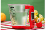 600 ml de dieta Eletrônico Bolo de líquidos alimentares Escala de peso