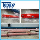 Cilindro hidráulico temporario del doble chino para rotatorio