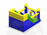 OEM Nouvelle conception gonflable Bouncer Jumping House Slide pour aire de jeux