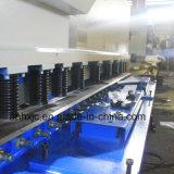 QC12k 12*8000mmのMD11コントローラシステムが付いている油圧金属板の打抜き機