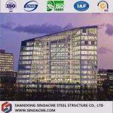 Europa En1090 Certificados moderno edificio de bastidor de acero prefabricados