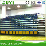 Система Jy-780 Seating Retractable Bleachers валика Bleacher ткани телескопичная