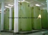El tanque de la fermentación o de la elaboración de la cerveza del alimento de FRP
