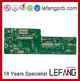 Double-Sided PCB монтажной платы Fr4 для передачи сигнала