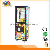 Machine professionnelle symbolique adulte de jeu de distributeur automatique de grue de griffe à vendre