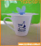 Изготовленный на заказ крышка чашки силикона для подарков промотирования