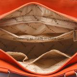 M&H中国の卸し売り女性PU袋の本革袋