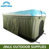 Tenda superiore dura di campeggio della tenda dell'automobile del tetto della parte superiore della tenda delle coperture esterne dell'ABS