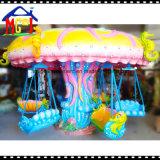 Езда Kiddie качания гриба для карусели детей