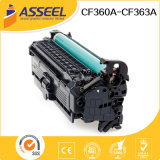 Serie der Toner-Kassetten-CF360A für HP-Farbelaserjet-Unternehmen M552dn