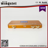 Nouveau modèle de Signal Booster 850/2100MHz double bande amplificateur de signal 2g 3g répétiteur de signal avec antenne