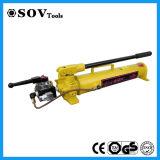 700bar耐久の鋼鉄油圧ハンドポンプ(SV12B)