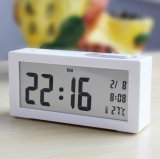 Mute LED Digital Multifunction Electronic Clock