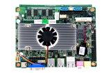 Einzelner LAN 3.5 Zoll eingebetteter Prozessor des Motherboard-Bordintel-Atom-D525, Vorsätze der Dynamicdehnungs-6*COM