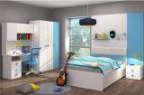 Populäre moderne Kind-Möbel-bunte hölzerne Schlafzimmer-Möbel (Wright)