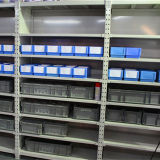 La luz Boltless estantería para almacenamiento de piezas pequeñas