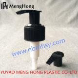 Pompe en plastique de lotion de savon liquide