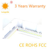 Lumière ultra mince Flat-Type solaire de panneau de la qualité 24W