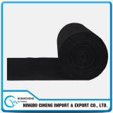 Viscosa de 3 mm de espesor punzonado no tejido de fibra de carbón activado fieltro